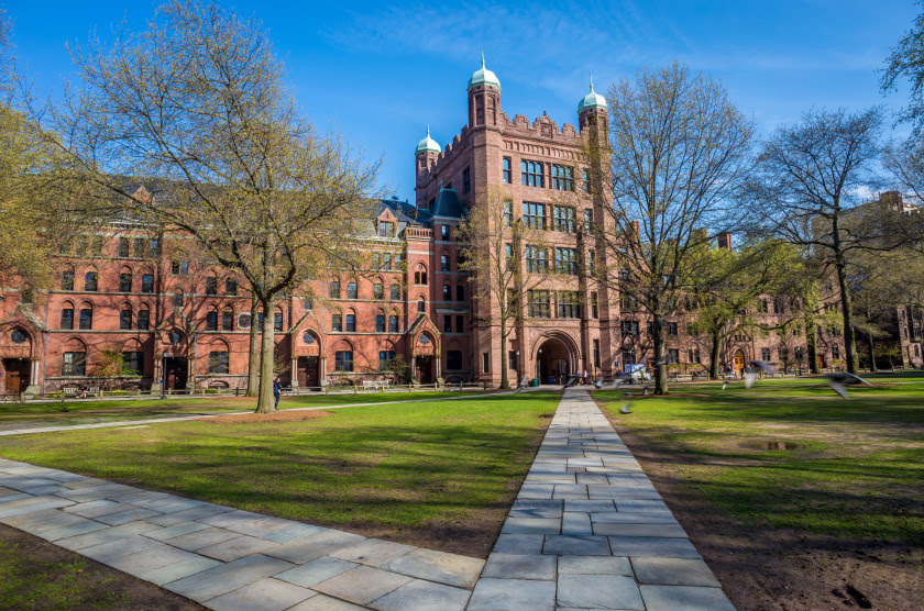 Applying To College In The USA - Yale University